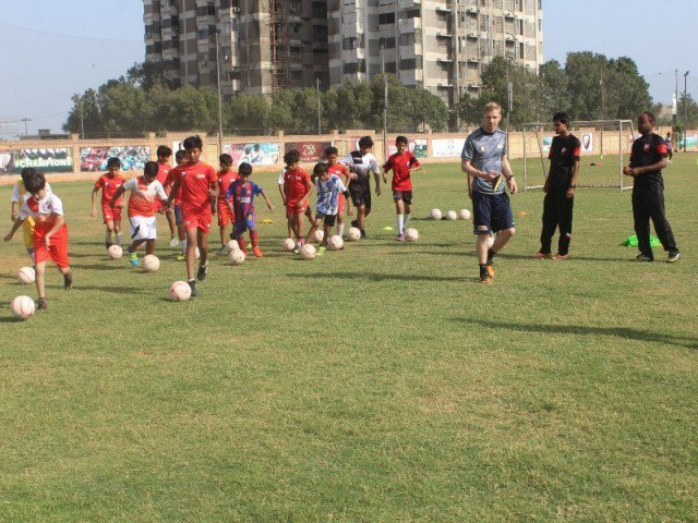 Inter-academy U-19 football begins today [Dawn]