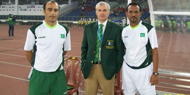 AFC's stance to seek mandate extension for PFF irks Nasir [The News]
