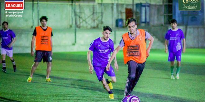 Leisure Leagues Karachi 8th Round results