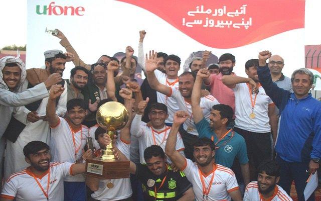 Muslim Chaman clinch football championship [Dawn]