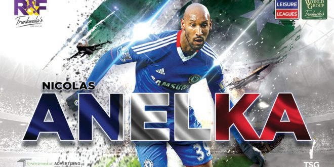 Anelka to join Ronaldinho on Pakistan trip [Dawn]
