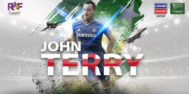 Leisure Leagues bags John Terry for Pakistan trip