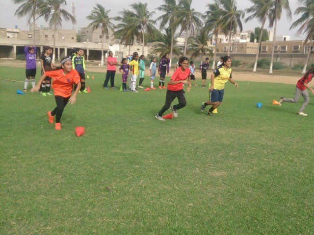 Pakistani girls to participate in twin youth Cups [Express Tribune]