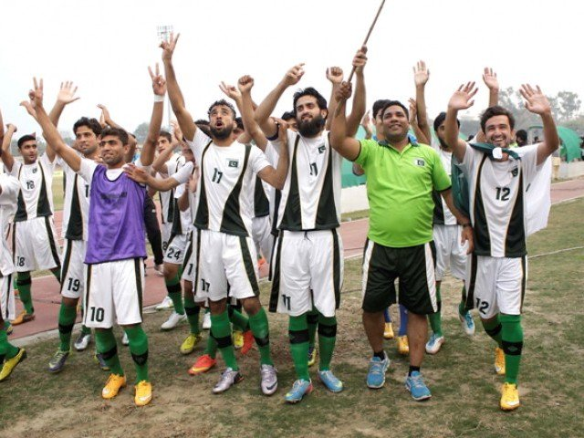 Is Pakistan really a sleeping giant of football? [FOX Sports Asia]