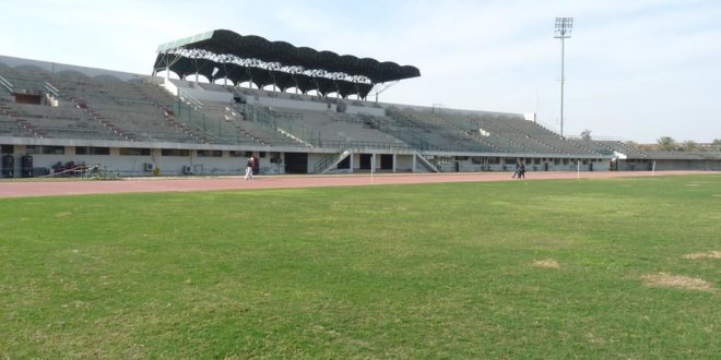 PSB 'sleeps' as Punjab Football Stadium remains in shambles [Pakistan Today]