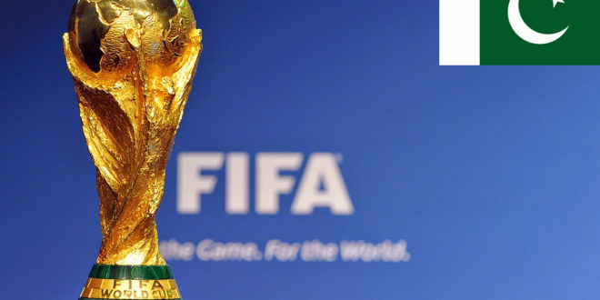 PFF suspension puts a question mark on FIFA World Cup 2018 trophy tour to Pakistan [Daily Express]