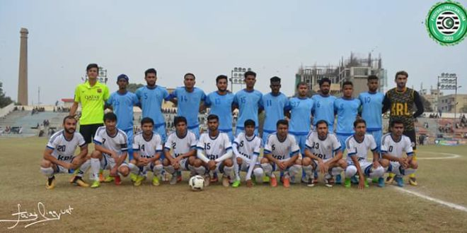 KRL crowned champions of 1st Naya Nazimabad Quaid-e-Azam Muhammad Ali Jinnah Departmental Football Tournament
