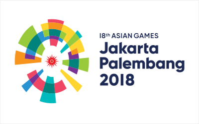 Asian Games 2018 logo - Asian Games 2018 Official Website