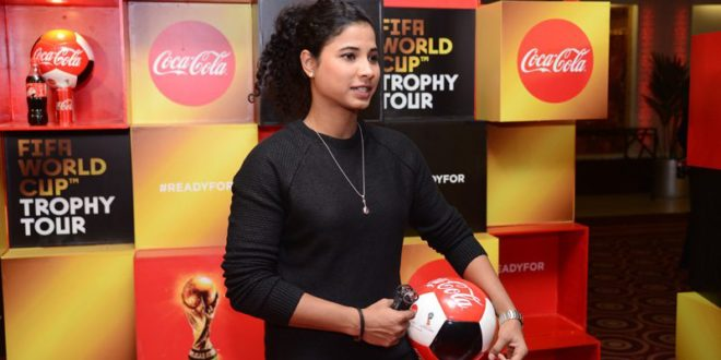 Pakistan football captain Hajra wants to promote women's sports [Daily Times]