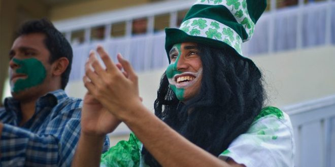 What does a Pakistani football fan really need?