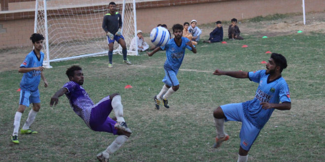 Ali Raza stars in Hazara United triumph in Leisure Leagues  Karachi Youth Initiative Football Tournament