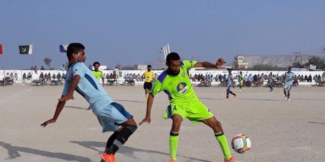 Kharan thrash Sikandarabad 4-0 in Football Cup [Dawn]