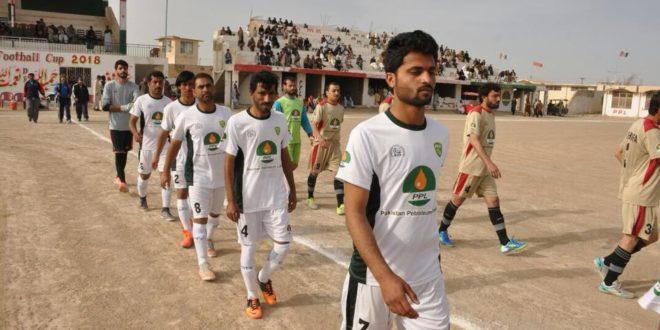 Mehrullah hat-trick earns big win for Duki; Sibi triumphs [Dawn]