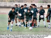LAHORE: March 22 - Pakistan National Football team in a practice session. Soccer team will take on Nepal on 26 and 28 March 2008 in two international friendly Matches Vs Nepal and second AFC challenge Cup 2008 at second biggest city of Nepal Pokhara. APP photo by Rana Imran