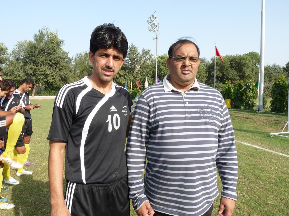 Essa praises PFF for holding U16 qualifiers [The News]