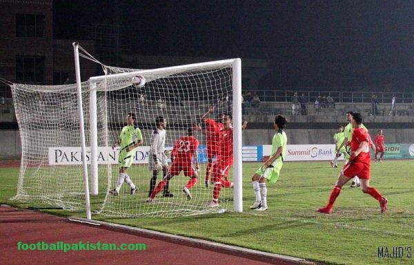 Palestine football team to tour Pakistan next month [DAWN]