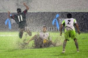 Bangladesh vs Pakistan - rain in Dhaka!
