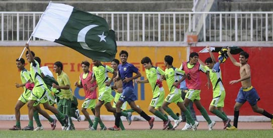 SAFF U16 Championship: Essa bullish about Pakistan's chances [Express Tribune]