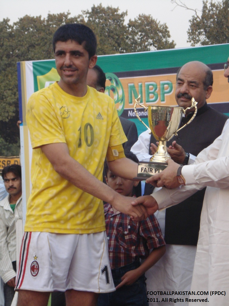 National Challenge Cup: Essa Khan pins hope on 'Sunday'