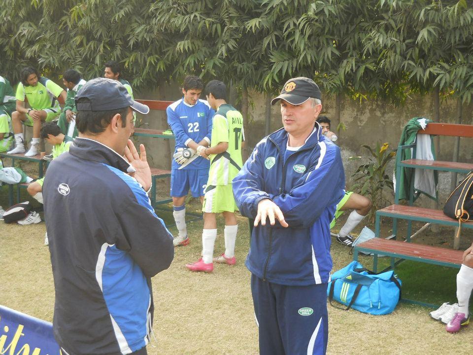 Pak football team needs a proper Manager – FootballPakistan