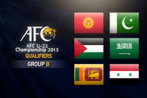 Pakistan look for consolation win over Palestine in AFC U22s