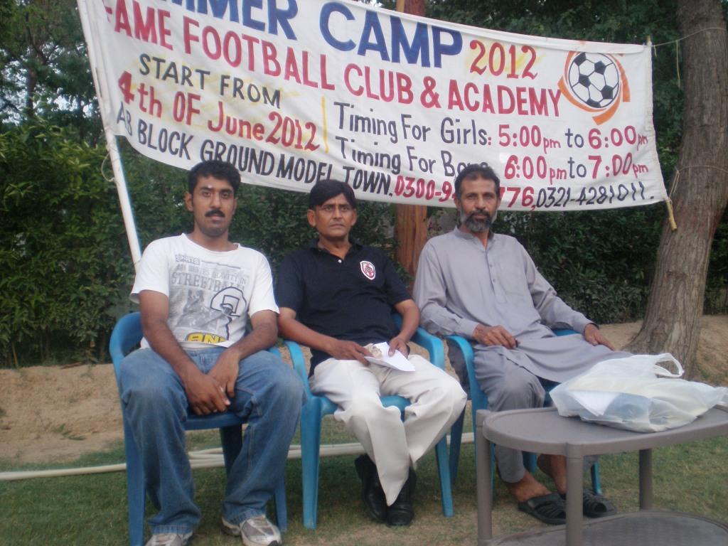 Fame SC earning extraordinary reputation in Lahore
