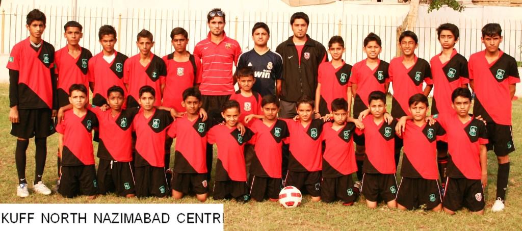 KUFF North Nazimabad reach KUYFL final