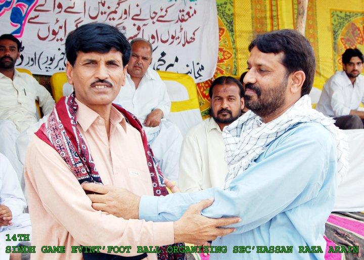 Master Riasat Ali: The Football Master of Sindh