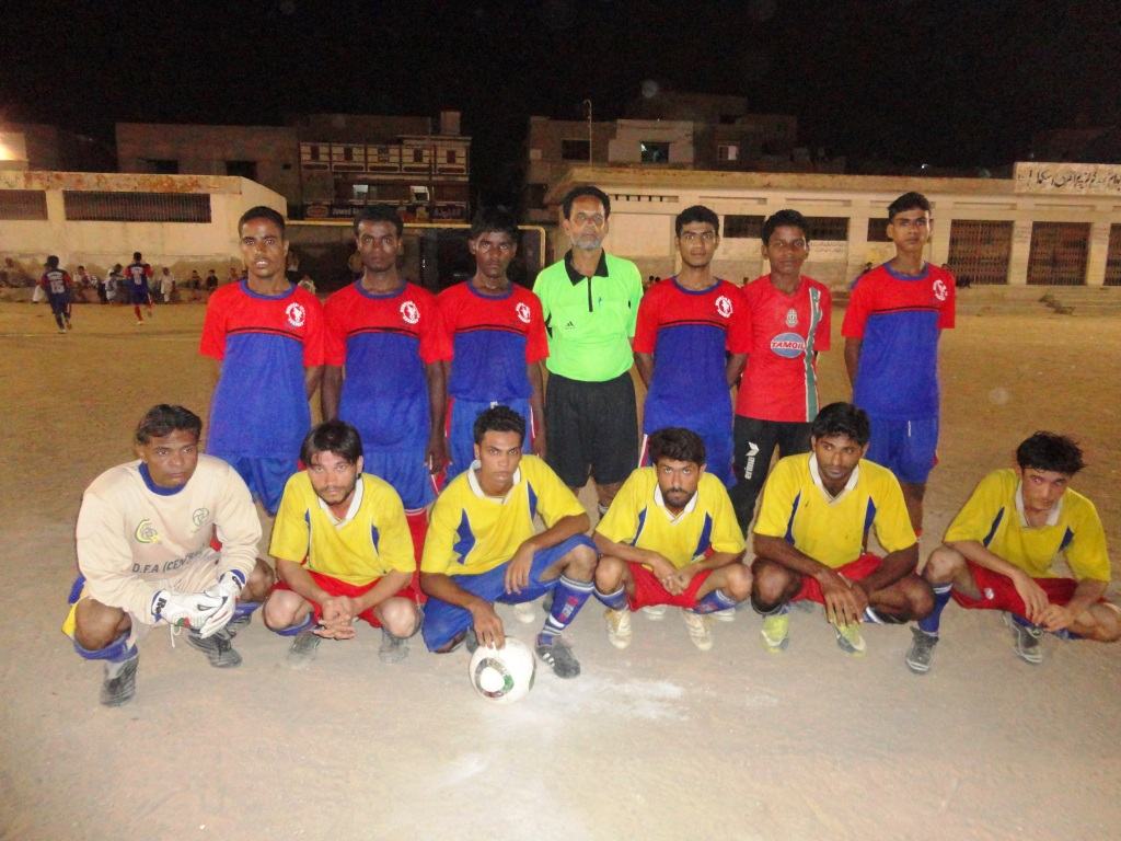 Usmanabad Union, Fazal Memorial win in Saqib Memorial 6-a-side