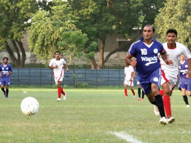 Wapda down Afghan FC [DAWN]