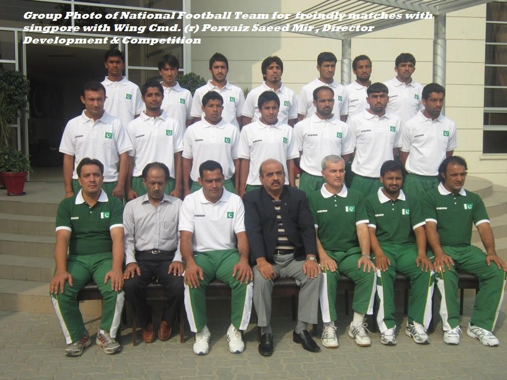 Pakistan finalise squad for Singapore tour