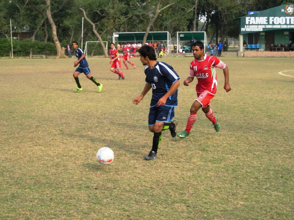 KRL defeat Baloch FC, Lyallpur play out goalless draw with PACA