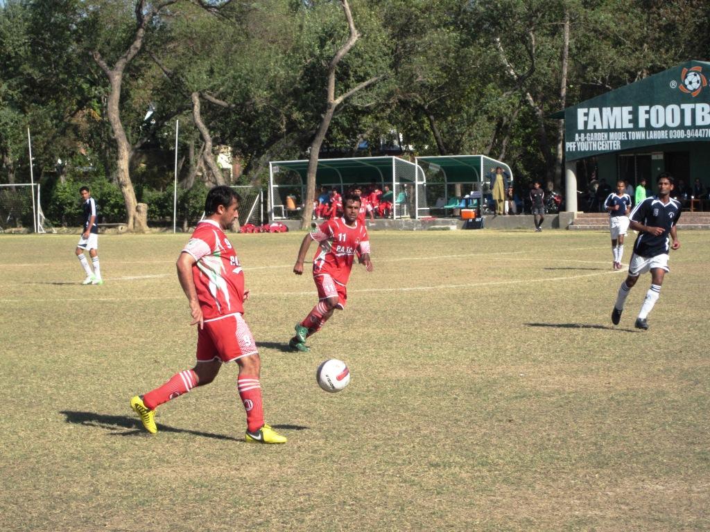 Muslim FC, KESC held to draw as PIA triumph [DAWN]