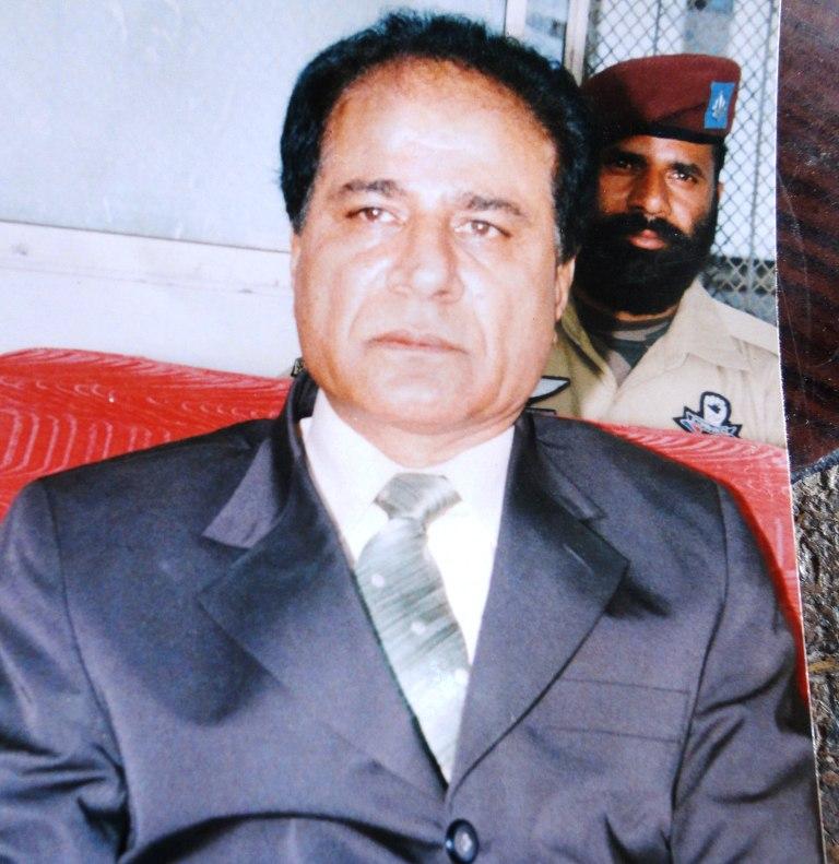Ali Nawaz Baloch