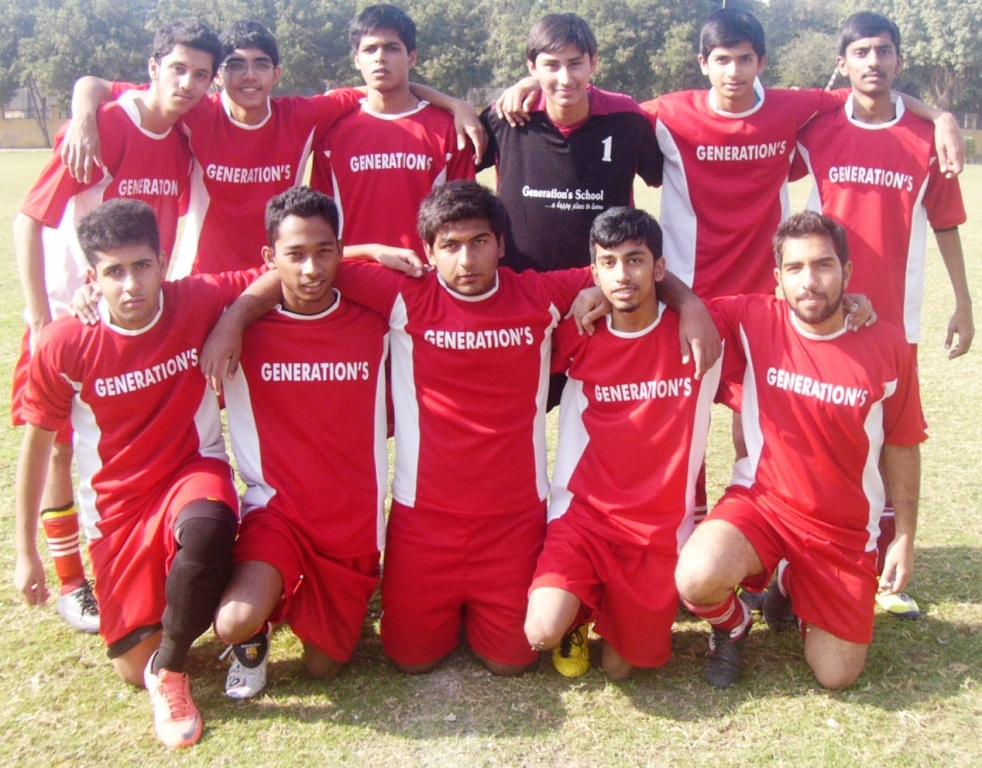 Generation's School – FootballPakistan.com (FPDC)