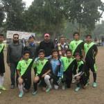 1st Ali Asghar Memorial Tournament