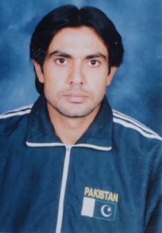 44th Captain of Pakistan Football Team Sarfraz Rasool