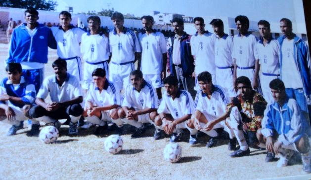 Allied Bank team with Qazi Ashfaq