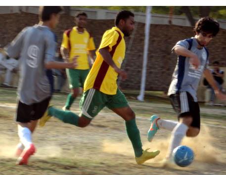 KMC FUTSAL CUP FC ROVERS MALIR VS NAWAB XI