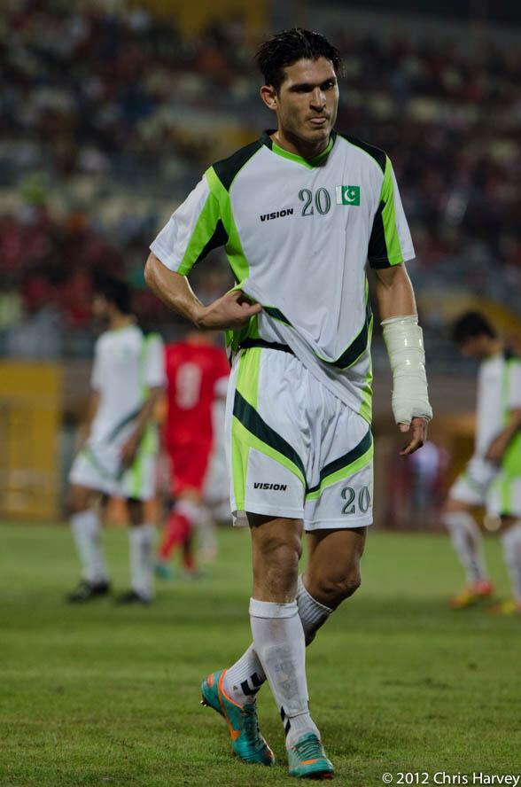 Ali made his debut in 2012 against Singapore and now wants to play at home turf.