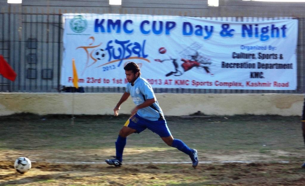 KMC Futsal Cup round-up