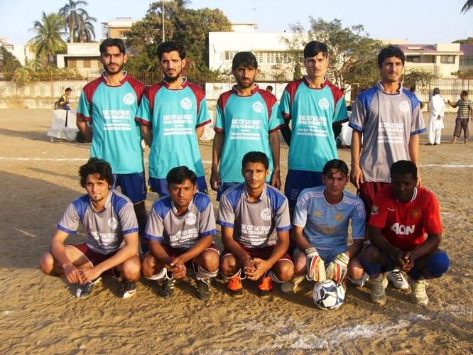 Sarhad Sports vs Frontier City