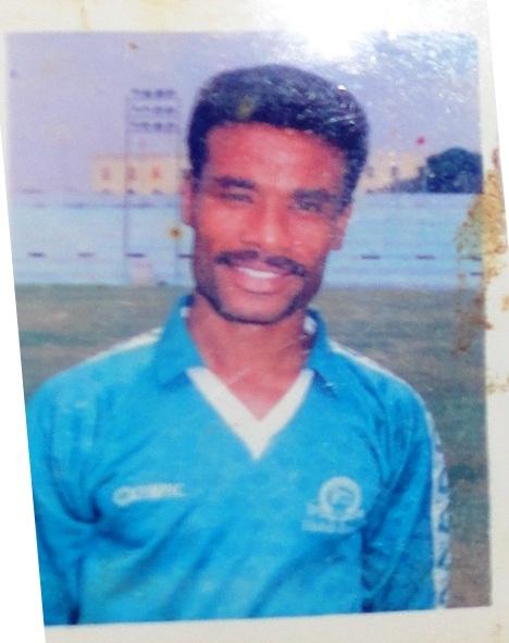Tariq Hussain (HBL) - 40th captain of Pakistan, 1991 SAF Games winner