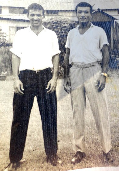 Yousuf Sr. and Capt. Umar