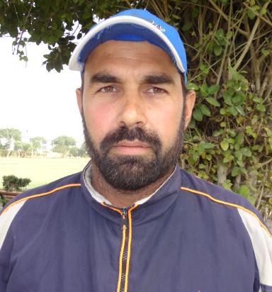 Zaman Ghani (SSGC & coach)