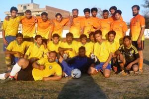 Al-Faisal FC (Sheikhupura) vs Ittehad FC (Warburton)