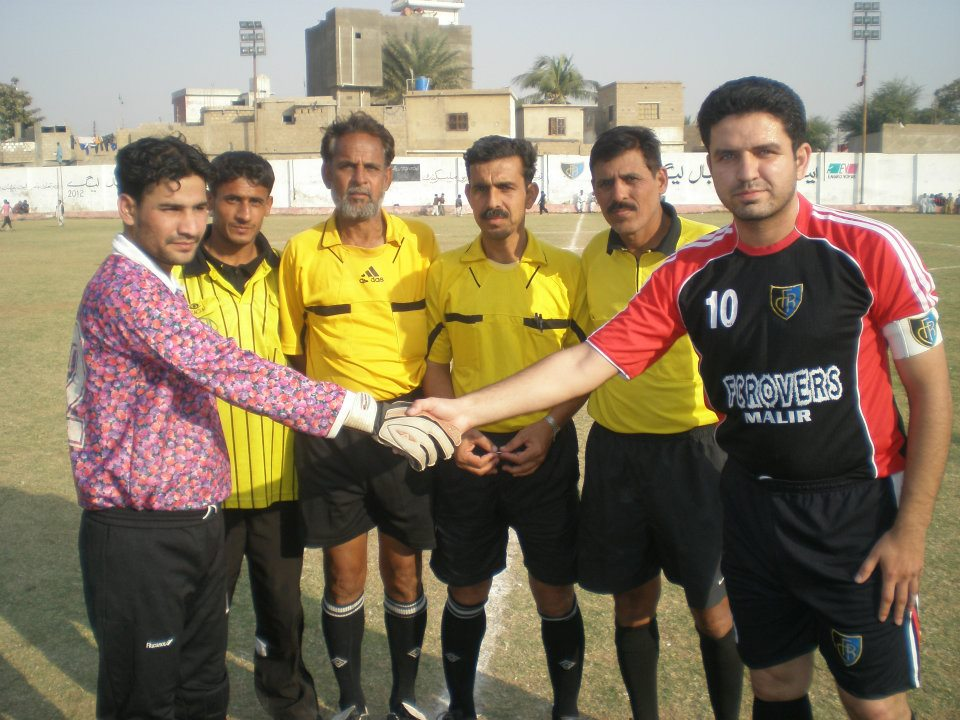 Ammar Sharif - FC Rovers captain