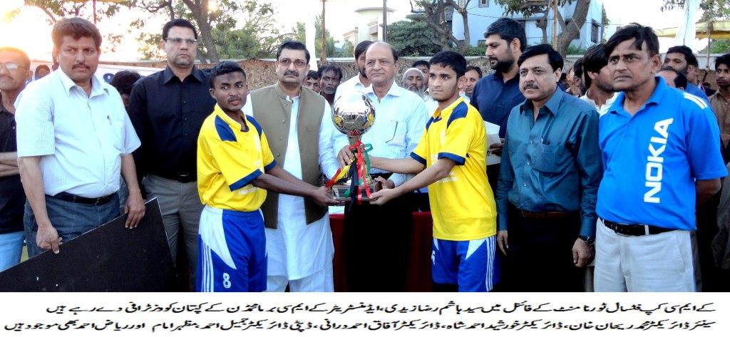 Burma Mohammedan win KMC Futsal title