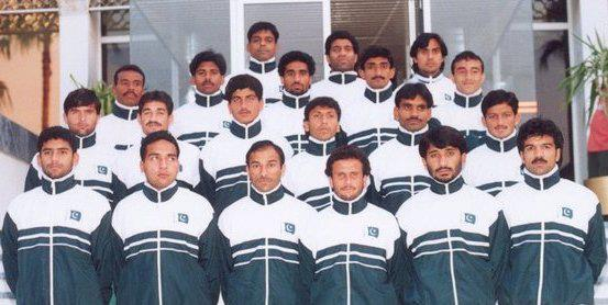 Imtiaz Butt attended C Licence Coaching Course in Lahore