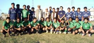 Shaheen FC (Sukheki, dist. Hafizabad) vs Young Ravi (Lahore)